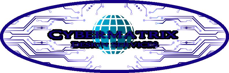 cybermatrix design-logo